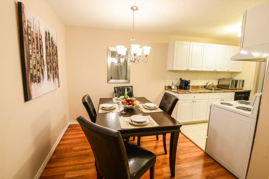 furnished rentals calgary