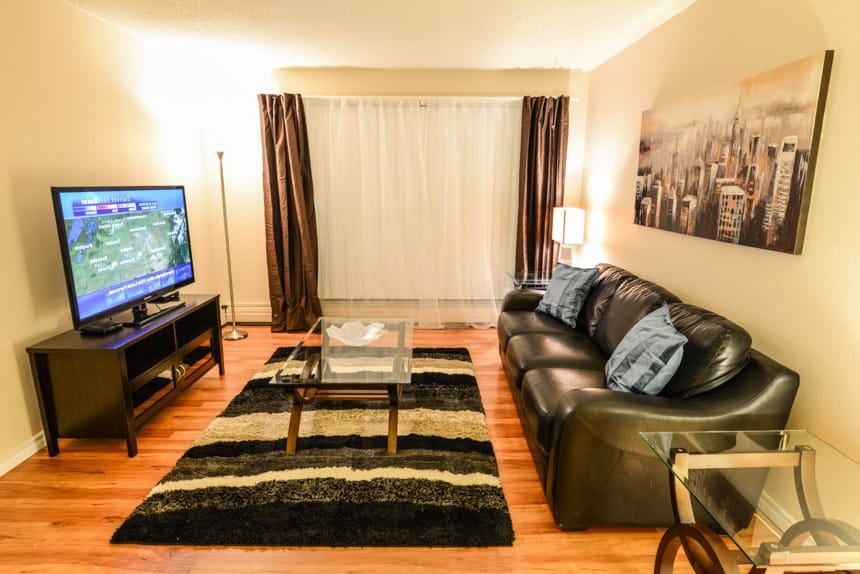 short term rental calgary