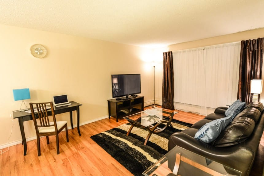 calgary furnished apartments